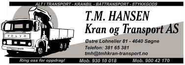 T.M. Hansen Kran og Transport