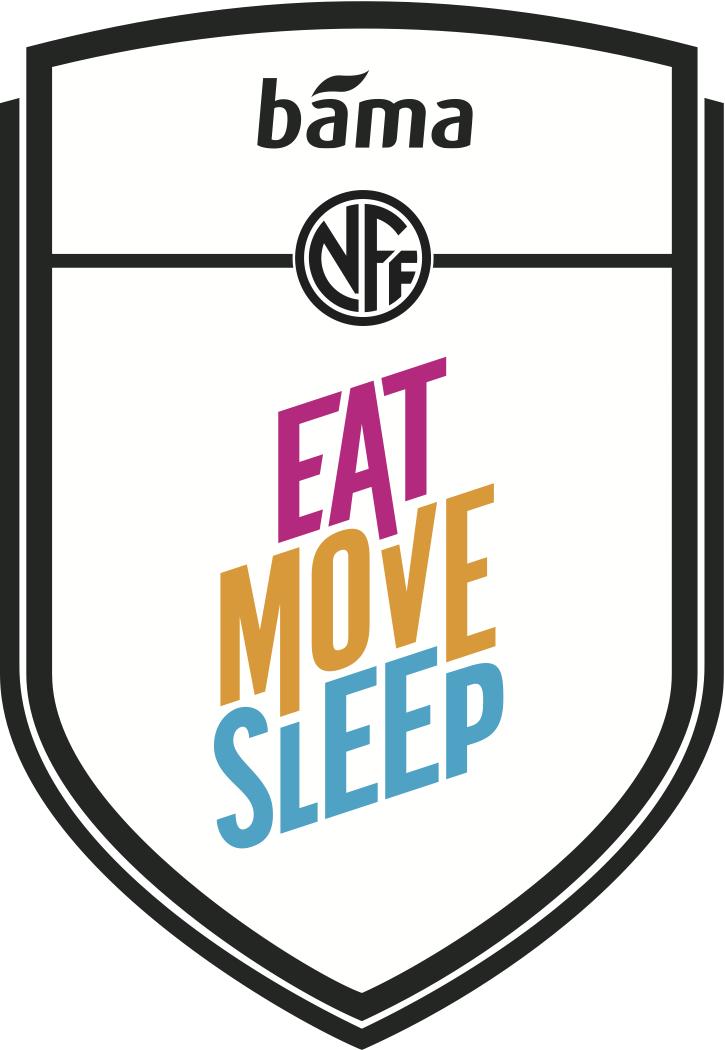 Bama/Eat Move Sleep