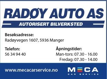 Radøy Auto