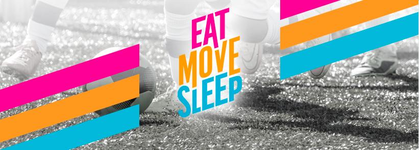Eat Move Sleep (bama)