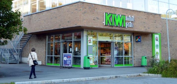 Kiwi Vikersund