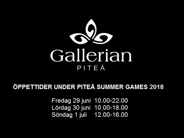 Gallerian Piteå