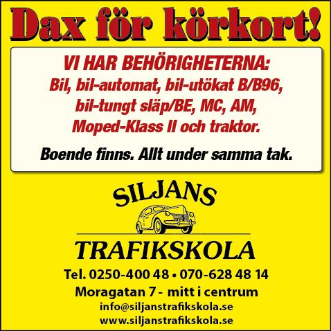 Siljans Trafikskola