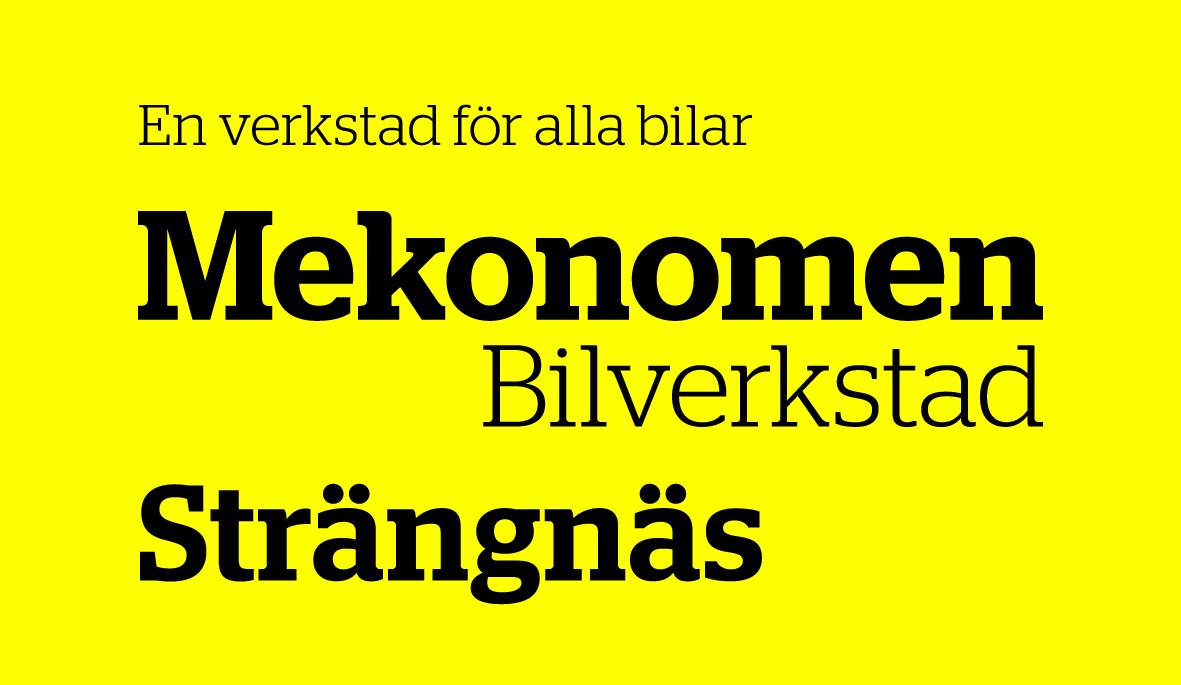 Mekonomen Bilverkstad Strängnäs
