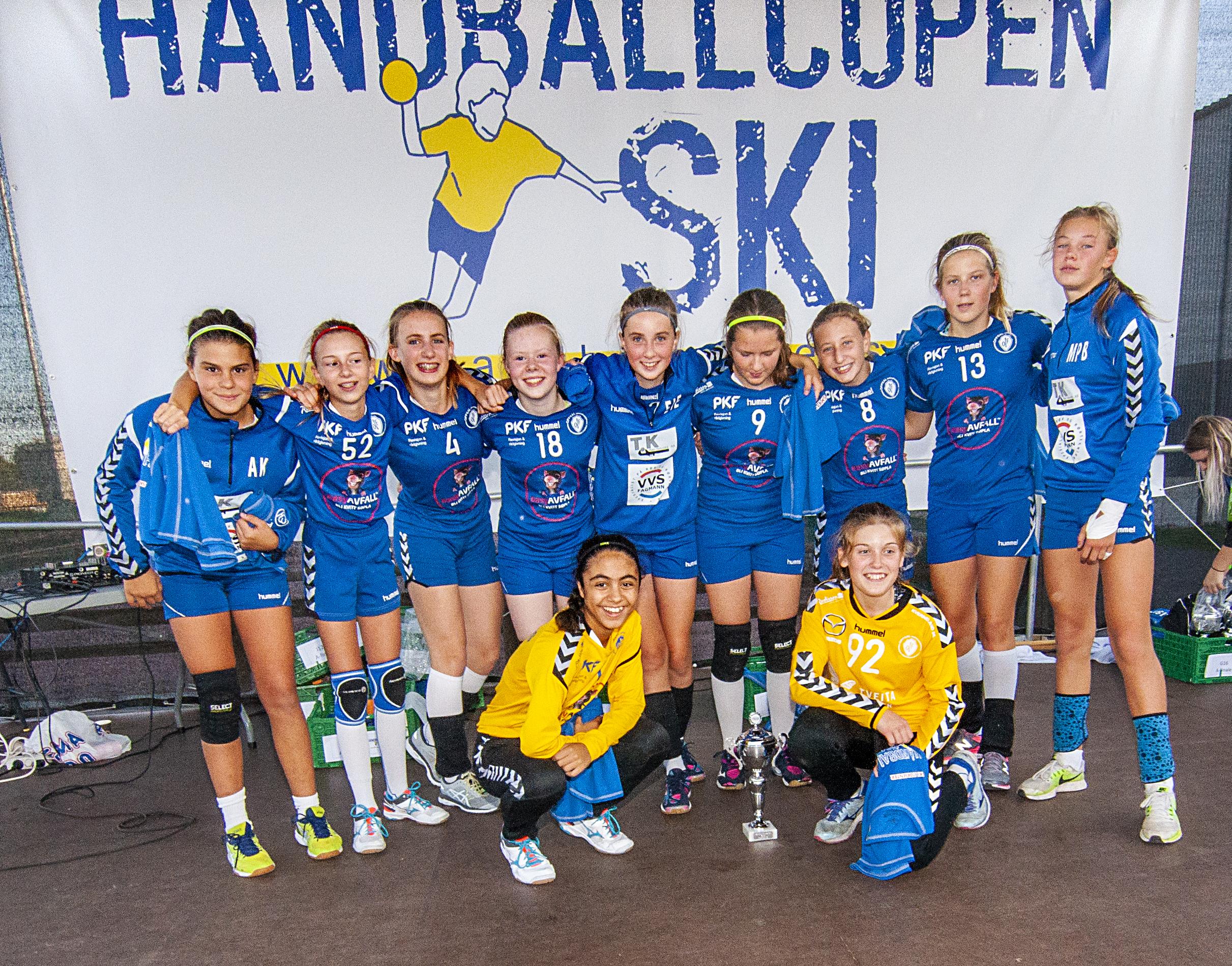 dcd94f54 Påmeldte lag - Håndballcupen Ski 2019 Results