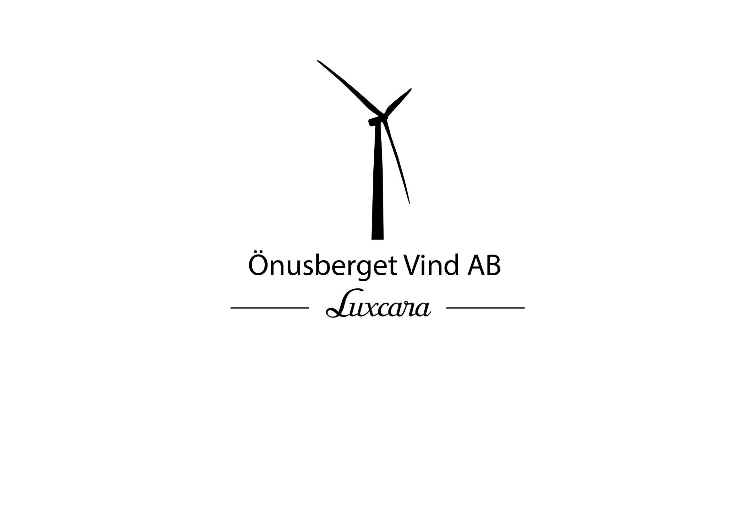 Önusberget Vind Farm / Luxcara