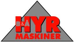 B&Å Hyrmaskiner