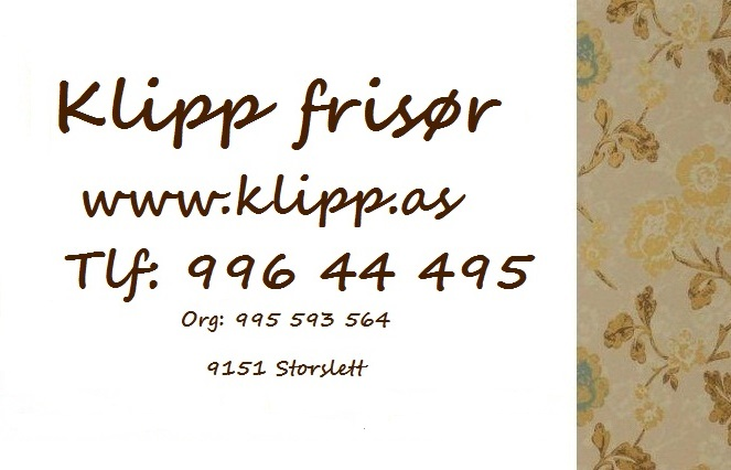 Klipp Frisør AS
